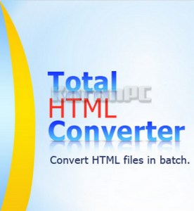 Download CoolUtils Total HTML Converter Full