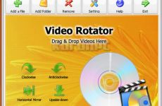Video Rotator 4.3 Free Download + Portable