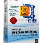 WinZip System Utilities Suite 2.7.1100.16470 + Key