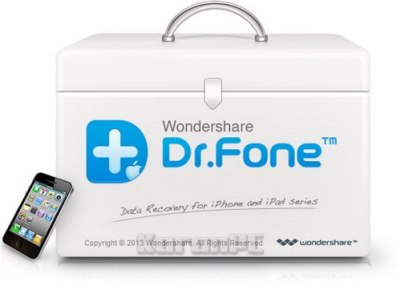 Download Wondershare Dr.Fone for iOS