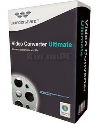 Wondershare Video Converter 1043198 Ultimate Karan Pc