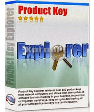 Download NsaSoft Product Key Explorer Full