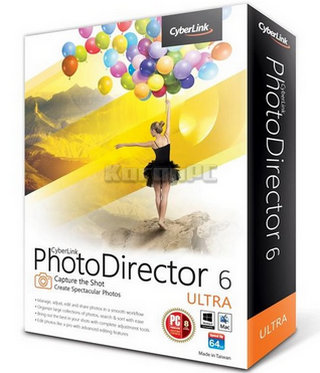 CyberLink PhotoDirector Ultra 6