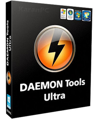 DAEMON Tools Ultra 5.0.1.0551 [Latest]