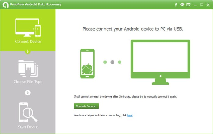 FonePaw Android Data Recovery 2