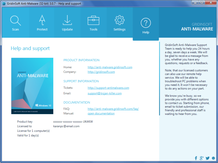 GridinSoft Anti-Malware 3.0