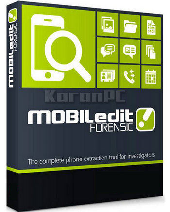 MOBILedit Forencis 8 Crack