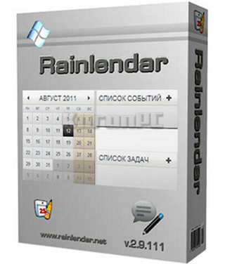 Rainlendar Pro Full Version