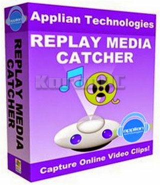Replay Media Catcher 6
