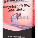 RonyaSoft CD DVD Label Maker 3.2.14 [Latest]