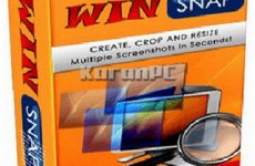 WinSnap 5.2.3 Free Download + Portable