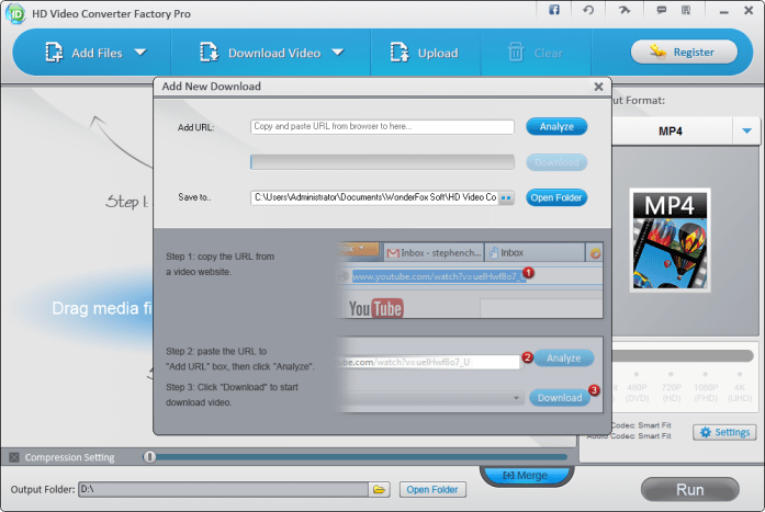 WonderFox Video Converter Factory Pro Serial