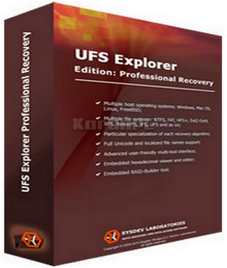 UFS Explorer Professional Recovery Free Download