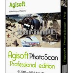 Agisoft PhotoScan Pro 1.2.1 Key [Latest]