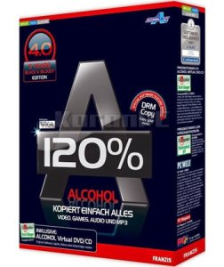 Download Alcohol 120 Full Version