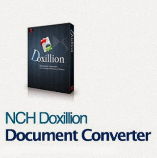 Download NCH Doxillion Document Converter Plus