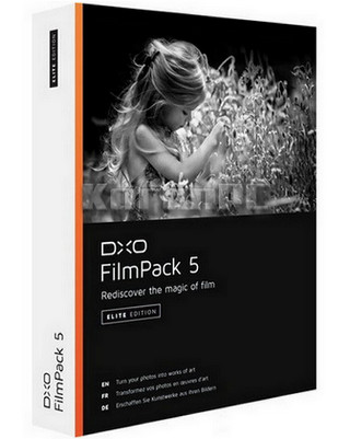 DxO FilmPack Elite 5 Full Download