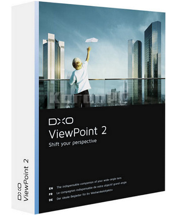 DxO ViewPoint