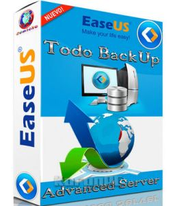 Download EASEUS Todo Backup Advanced Server Full