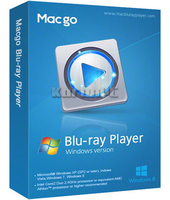 Macgo Windows Blu-ray Player Full Download
