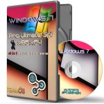 Windows 7 Ultimate & Professional Sp1 x86-x64 En-Us ESD [Dec-2015]