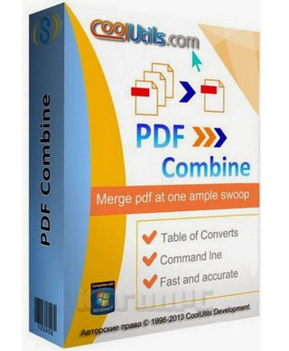 Download CoolUtils PDF Combine Software Full