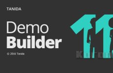 Tanida Demo Builder 11.0.26.0 [Latest]