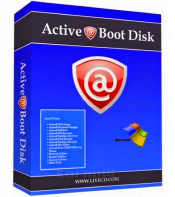 Active Boot Disk Suite
