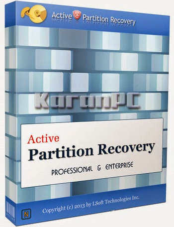 active partition recovery professional full crack