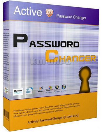 Active Password Changer Full Version