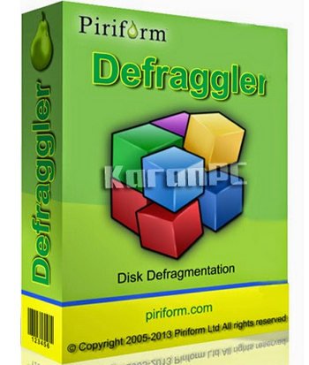 Piriform Defraggler Full Version