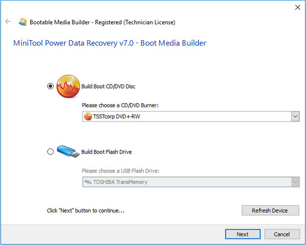 minitool power data recovery 7.0 crack free download