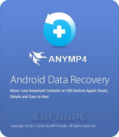 AnyMP4 Android Data Recovery