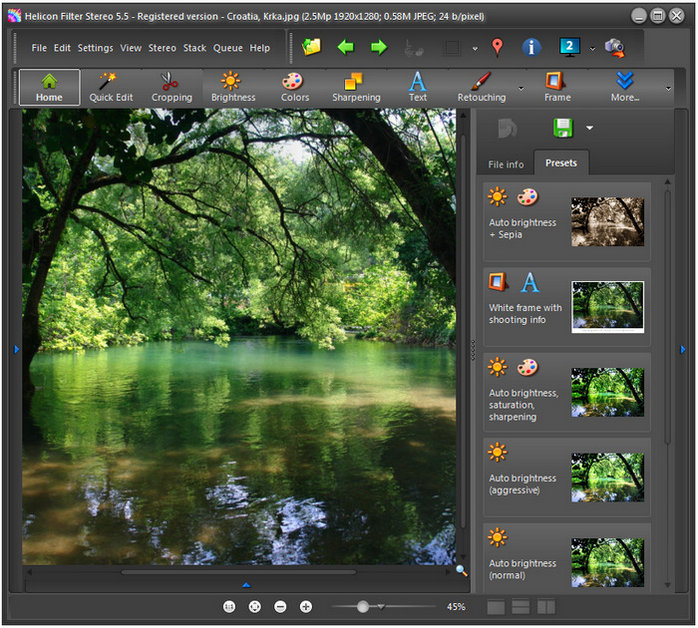 Helicon Filter 5.6.3.3