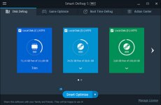 IObit Smart Defrag 5.8.6.1286 [Latest]