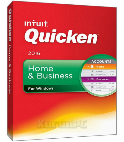 Quicken Home & Business 2016