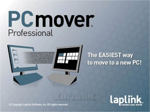 Download Laplink PCmover Professional Full