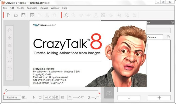 CrazyTalk Pipeline 8