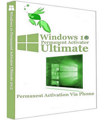Windows 10 Permanent Activator Ultimate 2.2.1
