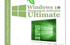 Windows 10 Permanent Activator Ultimate 2.4