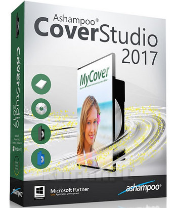 Ashampoo Cover Studio 2017