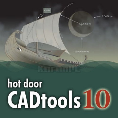 Hot Door CADTools 10