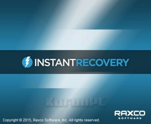 Download Raxco InstantRecovery Server Full