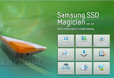 Download Samsung SSD Magician Tool Free