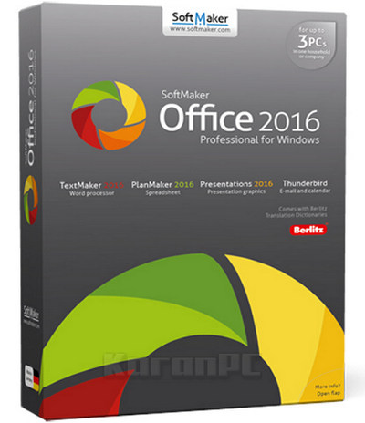 SoftMaker Office Pro 2016