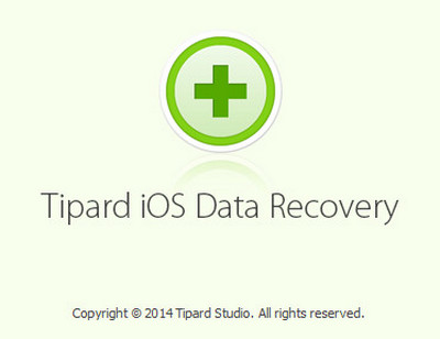 Tipard iOS Data Recovery 8
