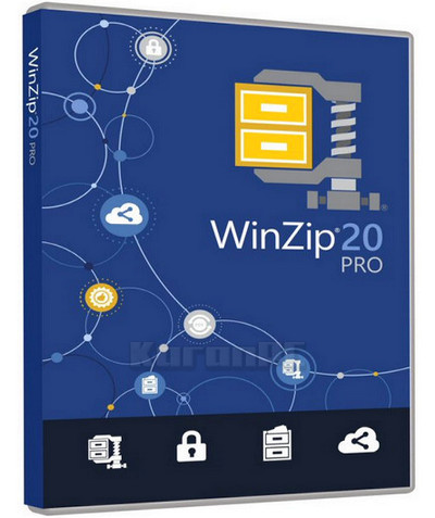 WinZip Pro 21.5 Build 12480 Final + Portable