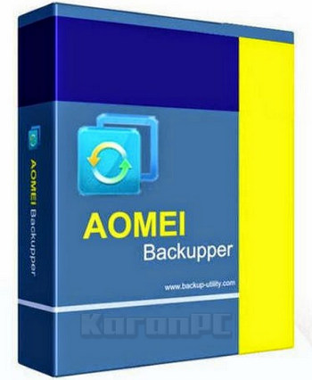 AOMEI Backupper WinPE Boot ISO Full Version