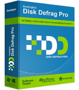 Download Auslogics Disk Defrag Pro Full