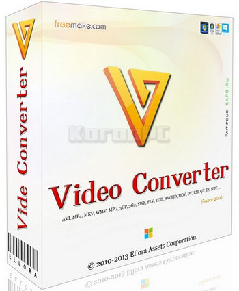 Portable Freemake Video Converter